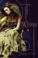 Wither | Lauren DeStefano.   The first book in the Chemical Garden trilogy. Genetic engineering has gone wrong, resulting in people dying in their twenties (women at age 20, men at 25). Probably a safe bet for Hunger Games fans. ~LW