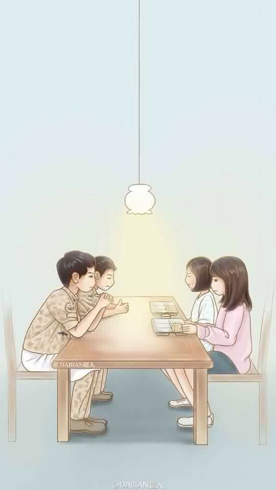 Descendants of the sun cute wallpaper