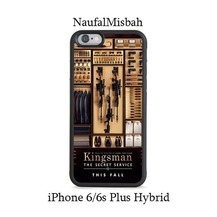 Kingsman Secret Service iPhone 6/6s PLUS HYBRID Case