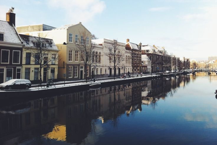 Made by me #Leiden #oudevest #canal