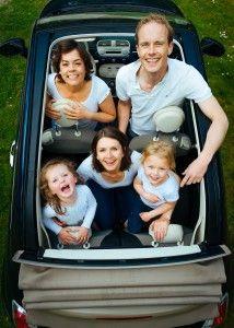 Wie Sie privat und beruflich vorsorgen - die Familie absichern