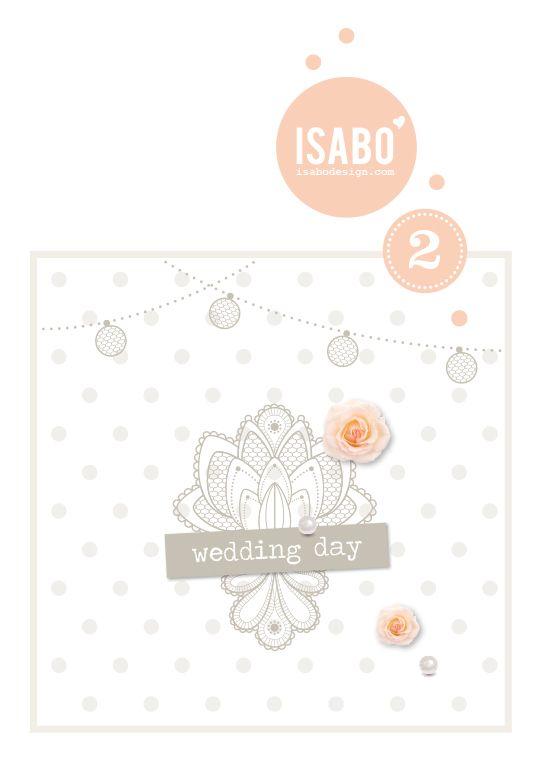 isabo, wedding album, album di nozze