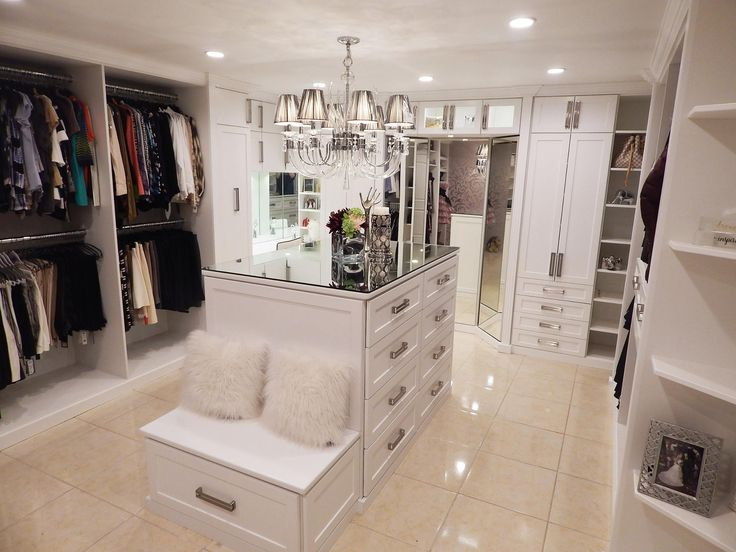 Elegant Your Dream Closet, Now With 3 Way Mirrors. Learn More Here: Https