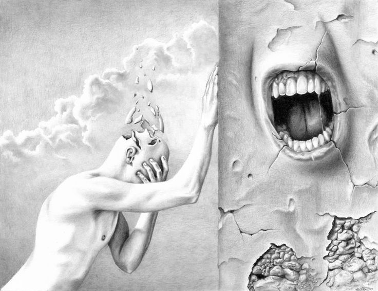 Best Christian Edler Images On Pinterest Black White - Reality with pencil and paper