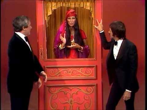 Sonny and Cher with Merv Griffin