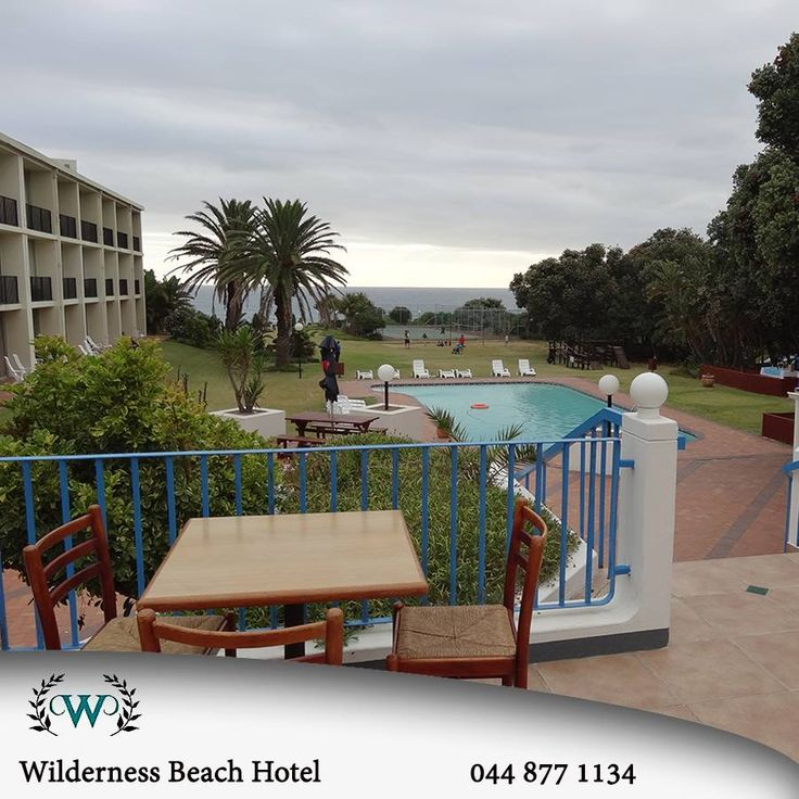 How could any day start off more perfect than sitting on the pool deck overlooking the sea and enjoying a quiet moment taking in the view. Wilderness Beach Hotel offers all of this and direct access to the beach for an early stroll. #getaway #lifestyle #accommodation