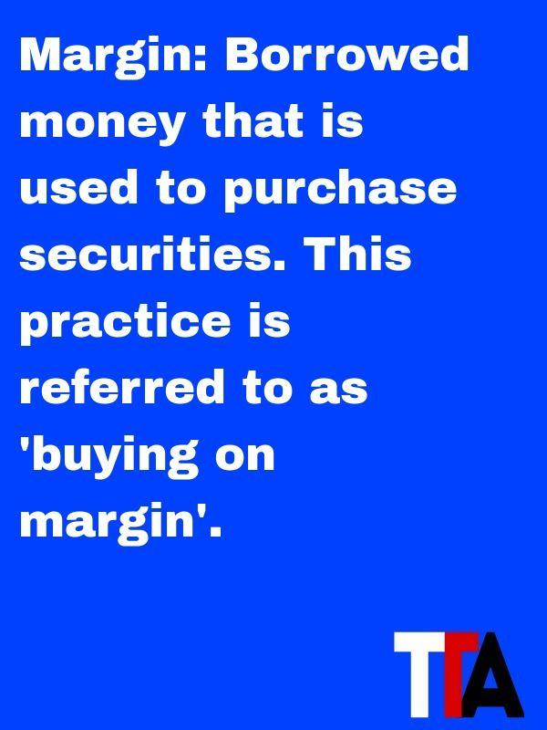 Define margin in forex