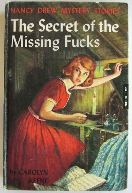 Nobody seemed to give them any more, so what had happened to them all? Luckily, Nancy Drew is on the case.