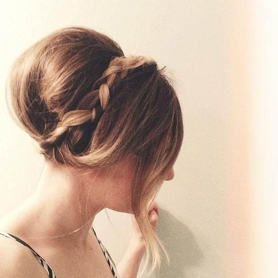 Amazing Wedding Hairstyles Long Hair: 17 Best Images About Hair For Brookie On Pinterest