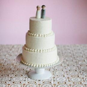Bohemian Wedding Cakes + Desserts