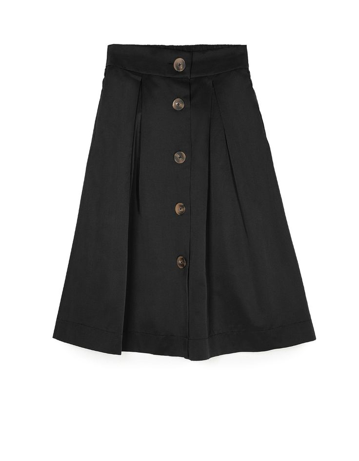 At Stradivarius you'll find 1 Button Through Midi Skirt for just 59.9 Israel . Visit now to discover this and more null.