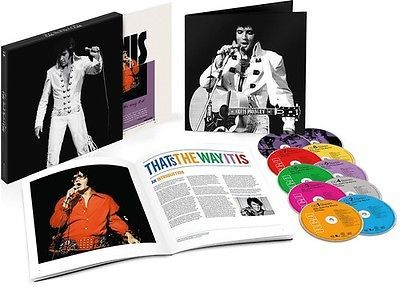Music Albums: Elvis Presley - That S The Way It Is [New Cd] Boxed Set -> BUY IT NOW ONLY: $111.29 on eBay!