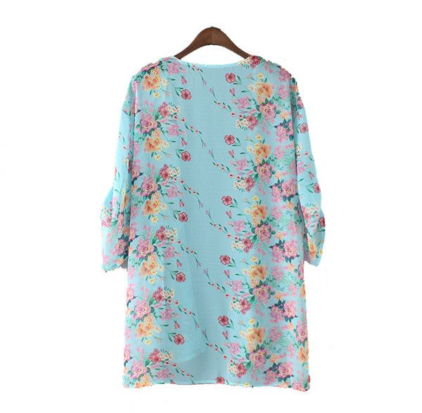 The Berkley | Floral Kimono