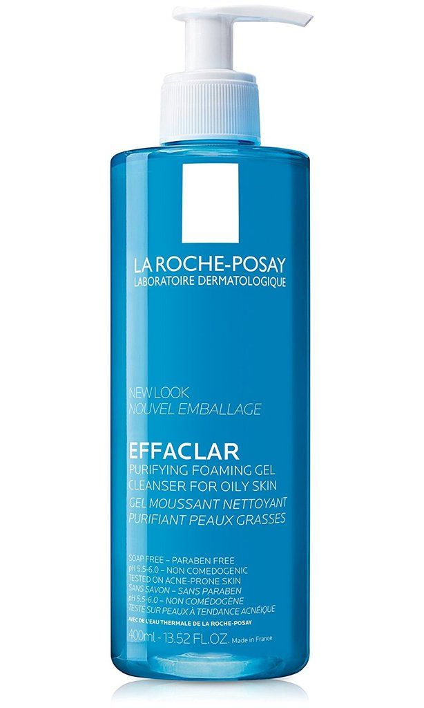 La Roche Posay Effaclar Purifying Foaming Face Wash Gel Cleanser