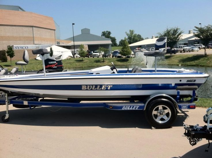 Bullet Bass boats Pinterest Bullets, Love and Love it