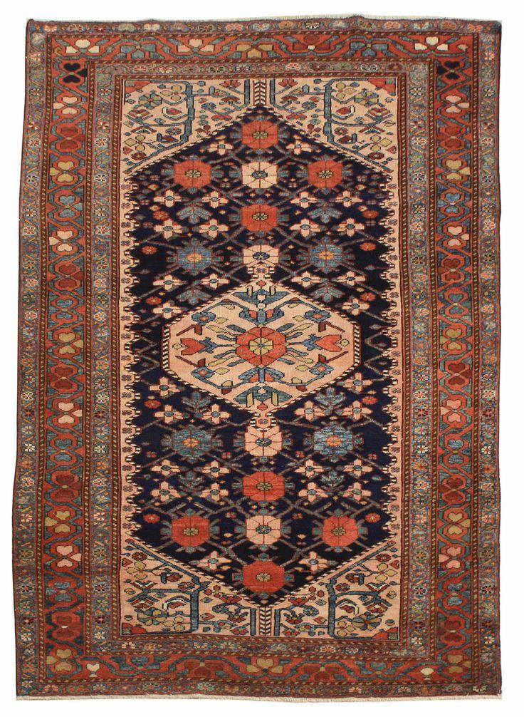 Cod. 9114 Lilian antico 220x130 tappeto persiano antique rug