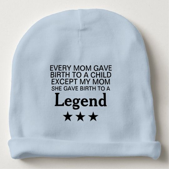 54f5ce71f0d Cool Smart Cute Funny Quotes Baby Beanie (scheduled via http   www.