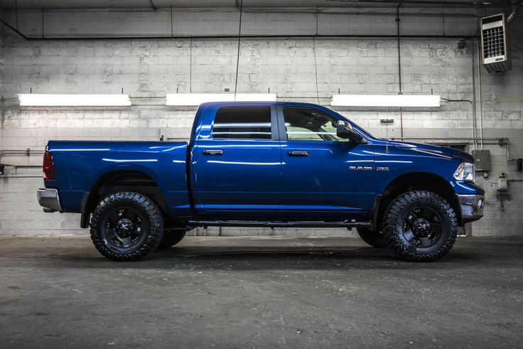 Lifted 2010 Dodge Ram 1500 Big Horn 4x4 Truck For Sale ...