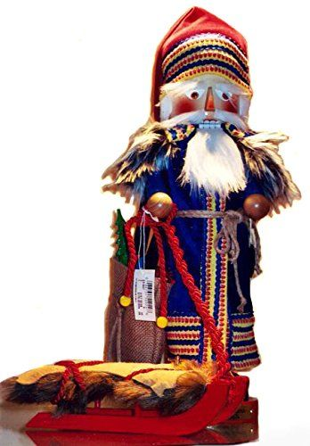 2004 Signed Herr Steinbach Scandinavian Santa Nutcracker Retired 11th Christmas Legends Series >>> This is an Amazon Affiliate link. Details can be found by clicking on the image.