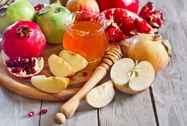 apples and honey rosh hashanah prayer