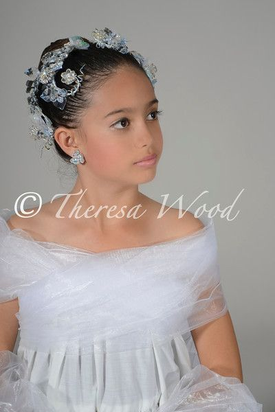Ballet Headpieces And Tiaras Theresawood