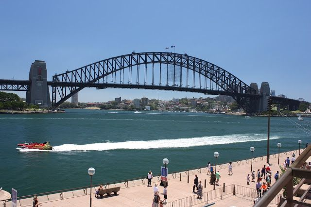 Sydney Harbour Bridge, jet boat | Sydney - City and Suburbs | Bloglovin'