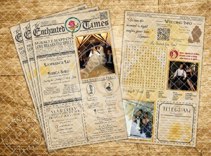 Newspaper Wedding Invitations: Best 25+ Vintage Newspaper Ideas On Pinterest