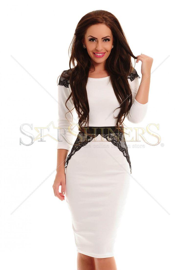 StarShinerS Believing White Dress