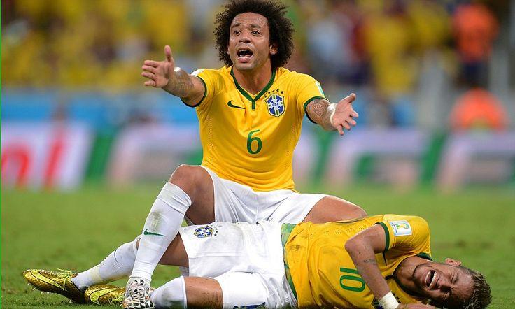 Luiz Felipe Scolari roars: Brazil must win the World Cup for injured Neymar!