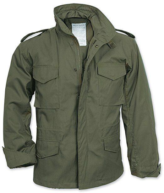 Surplus - Designer Jacke M65 Feldjacke in verschiedenen Farben: Amazon.de: Bekleidung