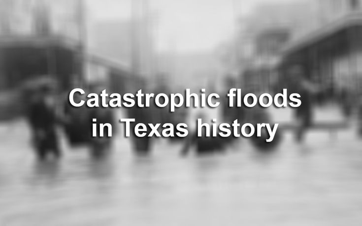 How the recent floods compare to Houston's other catastrophic rainstorms