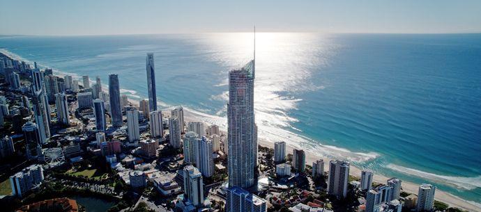 Surfers Paradise... Queensland