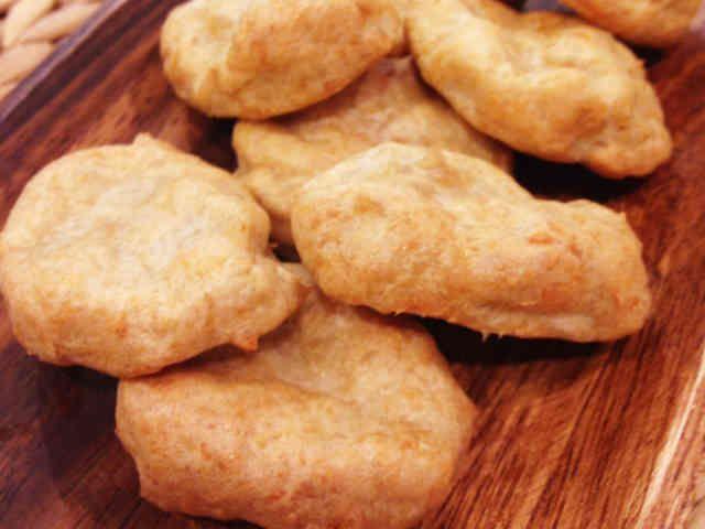 揚げない*チキンナゲット〜小麦・卵不使用の画像