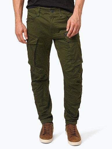 G-Star Spodnie męskie – Rovic Zip 3D tapered