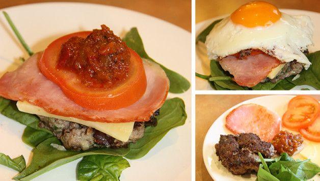 Easy, yummy Gluten Free Burgers Recipe!