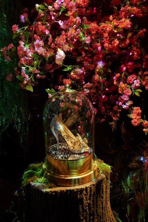 This would make a great decoration for a fairytale party.    Once Upon A Time's & Happily Ever After's