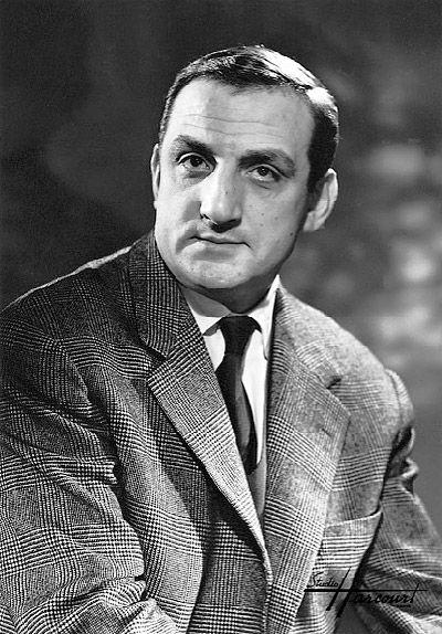 Lino Ventura, acteur italien [1919-1987] #harcourt