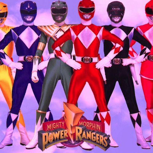 saymyname power rangers theme song twerk remix new music - Who Wrote The Halloween Theme Song