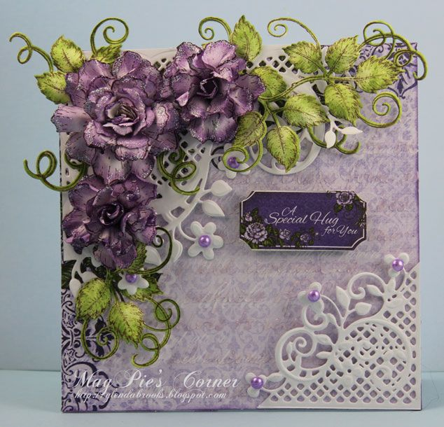 Heartfelt Creations Wednesday.....                                                                                                                                                                                 More
