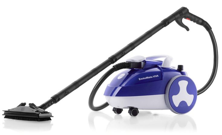 Tile and grout steam cleaning machines
