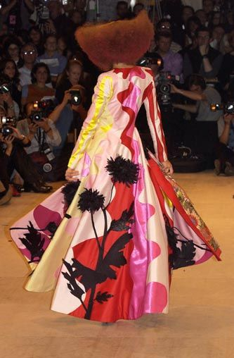 viktor and Rolf s/s 2003