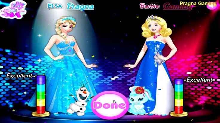 Dracubarbielsa Fashion Mix - Monster high games Cartoon for girls