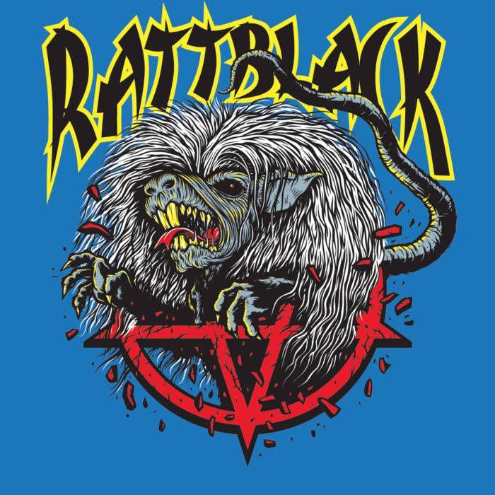 RattBlack cover art