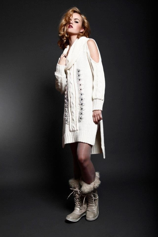 Islabonita sweater leader