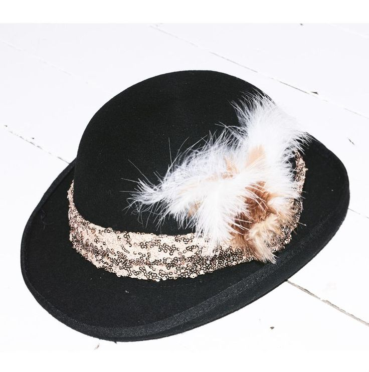 Couture Children's Costumes by Pearl Lowe - Bowler Hat