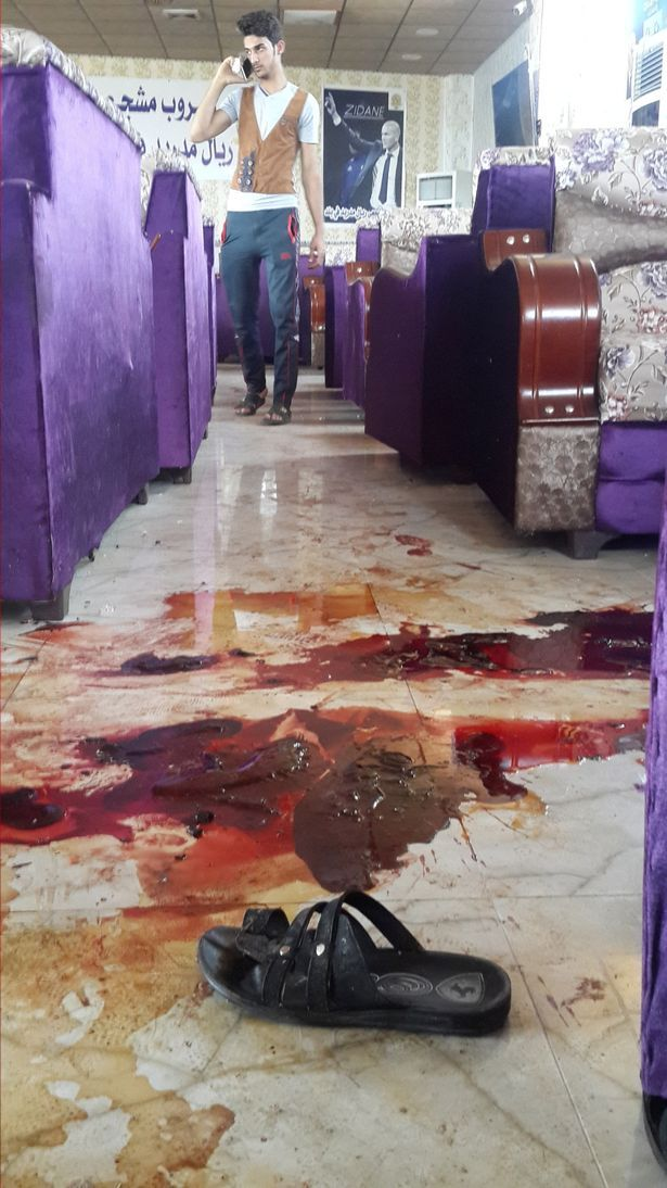 Tea time with Cladora: Islamic State kills 16 and injures over 20 Real Ma...