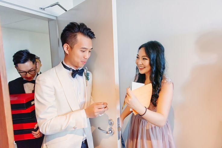 Linda + Ryan's Wedding | Brisbane Wedding Photographer | Evernew Studio