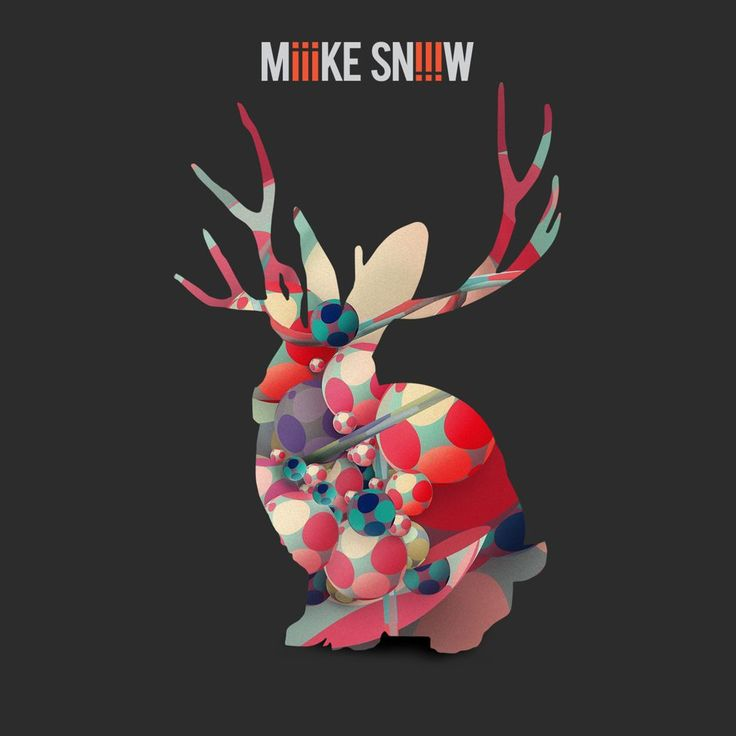 Miike Snow iii Album Cover