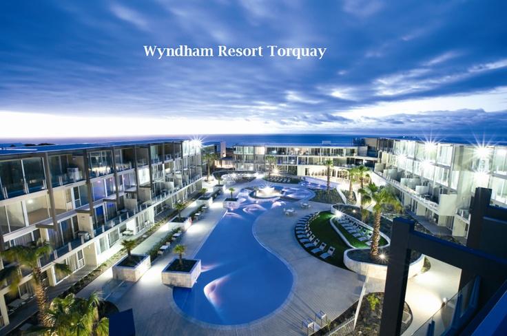 Wyndham Resort Torquay - located opposite Zeally Bay.