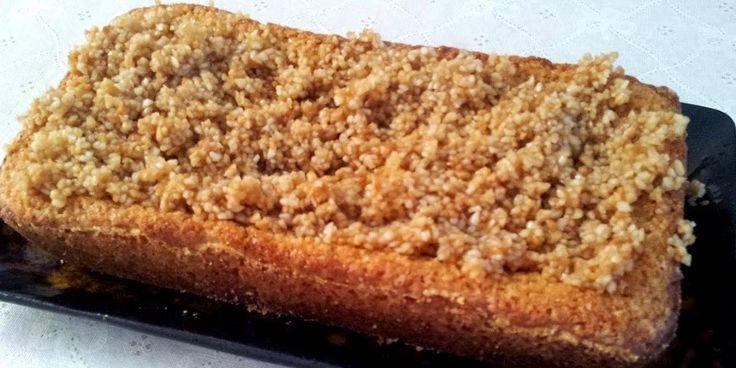 Receita de bolo de amendoim sem glúten e sem lactose | Cura pela Natureza.com.br
